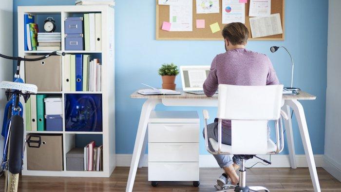 10 Tips Membuat Kantor di Rumah Yang Nyaman dan Produktif ...